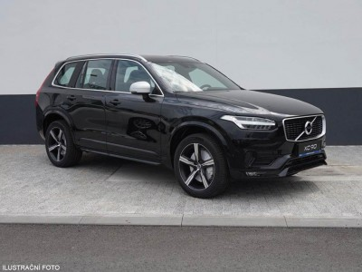 Operativní leasing - Volvo XC90 R-design 7míst MY19