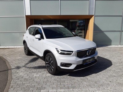 Operativní leasing - Volvo XC40 Inscription MY21 Hybrid