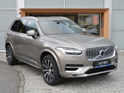 Operativní leasing - volvo xc90 Inscription 7míst MY21