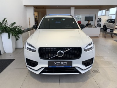 Operativní leasing - Volvo XC90 R-design 7míst MY21 hybrid