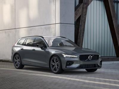 Operativní leasing - Volvo V60 R-DESIGN MY20