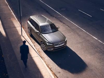 Operativní leasing - Volvo XC90 Inscription 7míst MY22